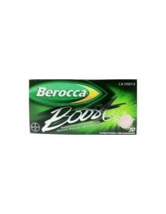 BEROCCA BOOST 30 COMP EFERVE