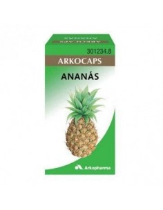 ARKOCAPSULAS ANANAS 50 CAP (PIÑA)