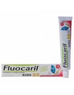 FLUOCARIL KIDS GEL FRESA 50 ML