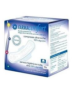 COMPRESA FARMACONFORT POSNAT10