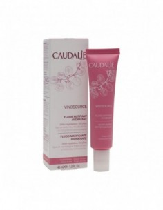 CAUDALIE VINOSOURCE FLUIDO MATIFICANTE HIDRATANTE 40ML