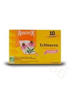 Arkovox Echinacea Ampollas Bebibles 10 U Sabor N