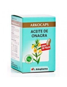 ARKOCAPS ONAGRA 100 CAP (ACEITE)